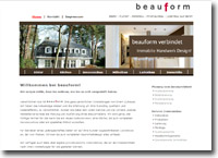 Referenz www.beauform.de